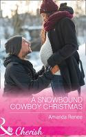 A Snowbound Cowboy Christmas (Mills &...