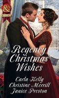 Regency Christmas Wishes: Captain...