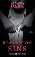 Boardroom Sins (Mills & Boon Dare)...