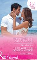 Tempted By Her Greek Tycoon: Tempted...