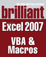 Brilliant Microsoft Excel 2007 VBA ...