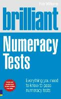 Brilliant Numeracy Tests: Everything...