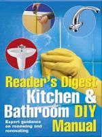Kitchen and Bathroom DIY Manual:...