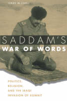 Saddam's War of Words: Politics,...