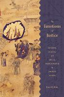The Emotions of Justice: Gender,...