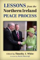 Lessons from the Northern Ireland...