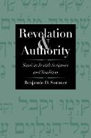 Revelation and Authority: Sinai in...
