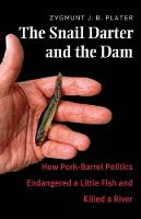 The Snail Darter and the Dam: How...