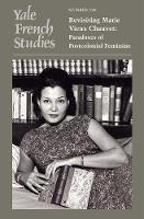 Yale French Studies: Revisiting Marie...