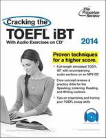 Cracking the TOEFL Ibt: 2014