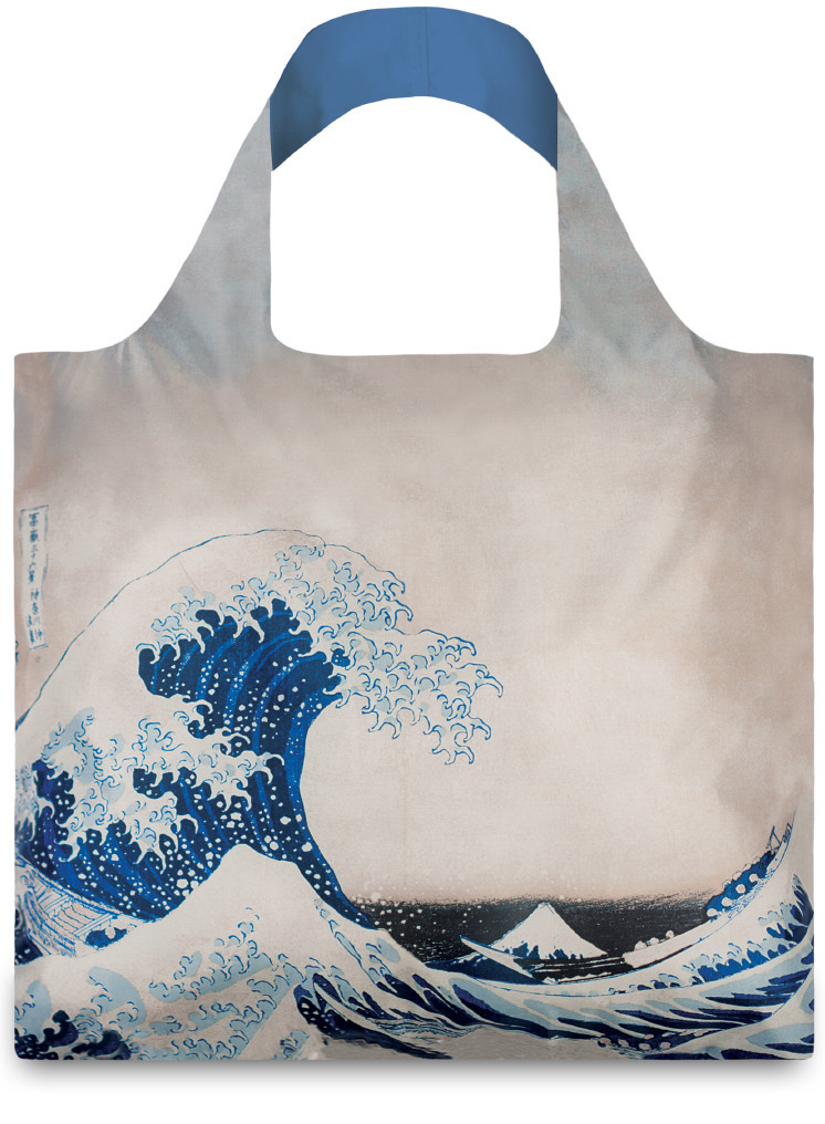 Great Wave by Hokusai Bag