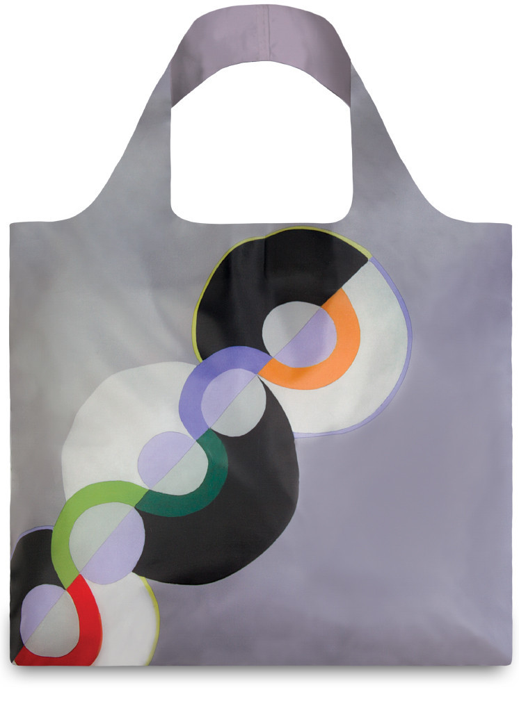 Endless Rhythm by Robert Delaunay Bag