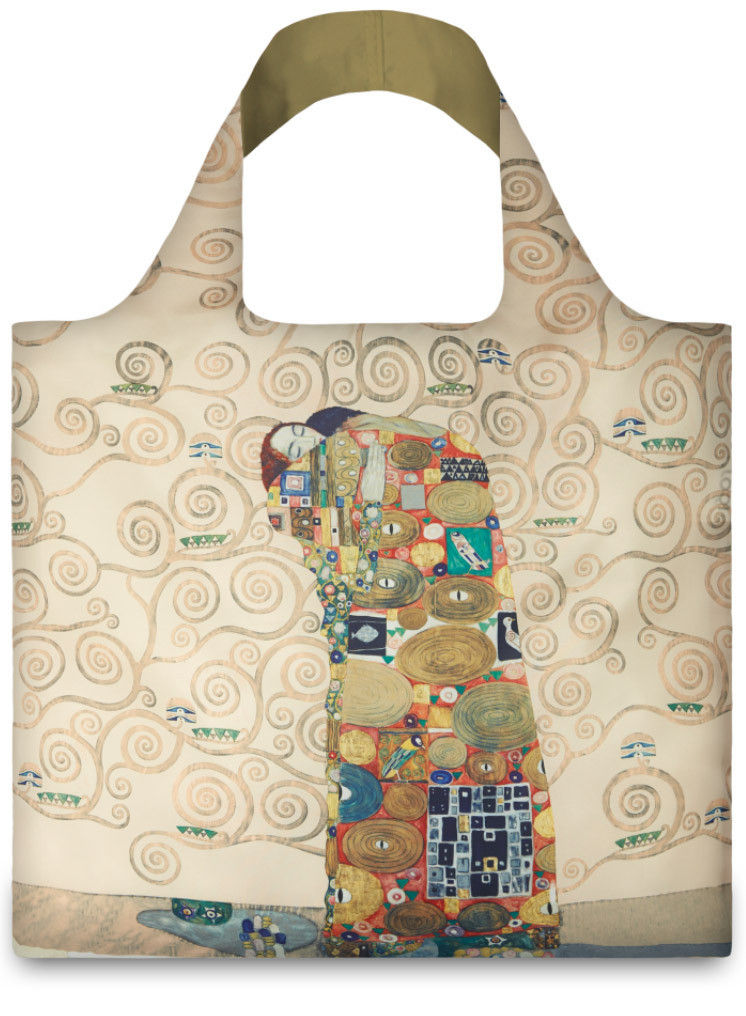 Fulfilment by Gustav Klimt Bag