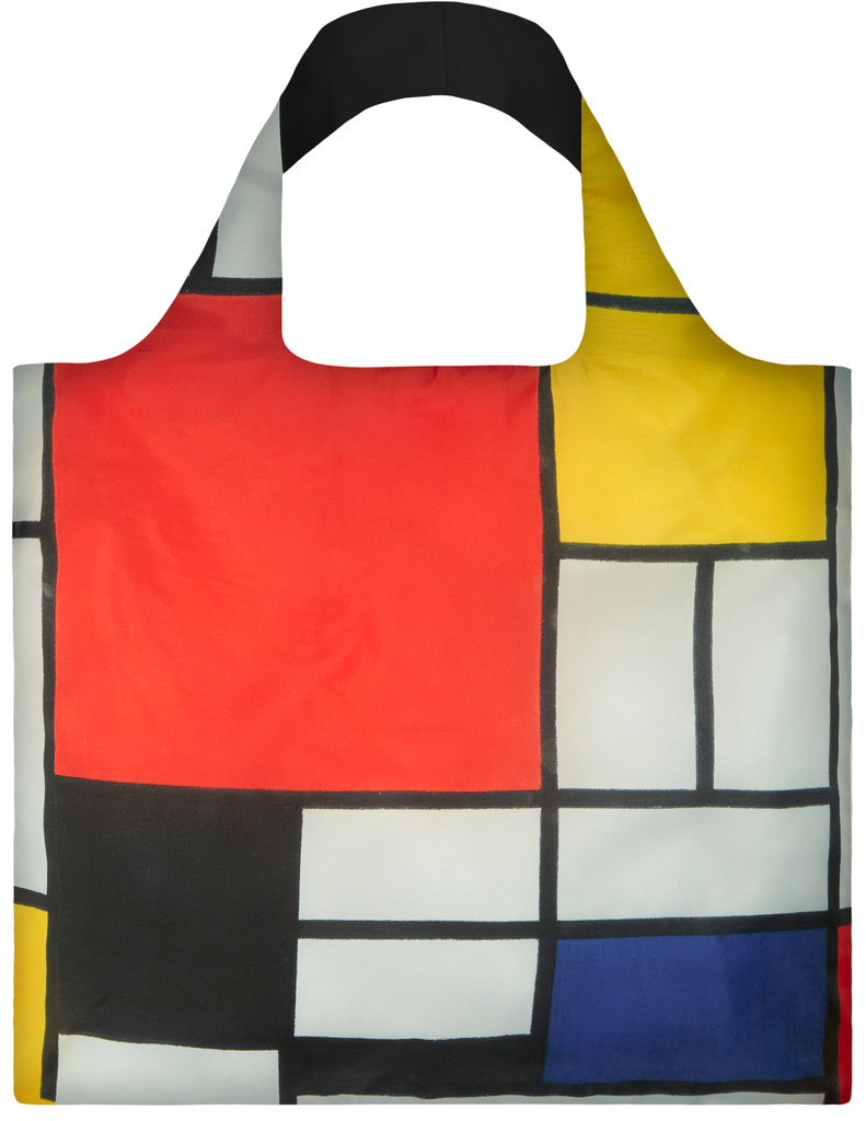 Composition by Piet Mondrian Bag