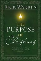 Purpose of Christmas DVD Study Guide,...