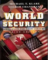 World Security: Challenges for a New...