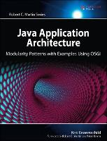 Java Application Architecture:...