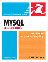 MySQL: Visual QuickStart Guide