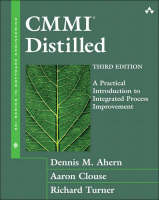 CMMI Distilled: A Practical...