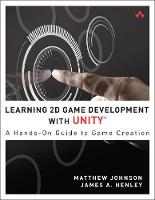 Learning 2D Game Development with...