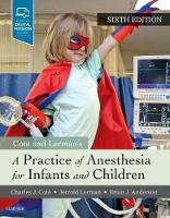 A Practice of Anesthesia for Infants...