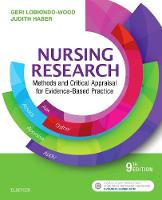 Nursing Research: Methods and ...