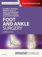 Operative Techniques: Foot and Ankle...