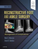 Reconstructive Foot and Ankle ...