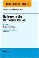 Delivery in the Periviable Period, An...