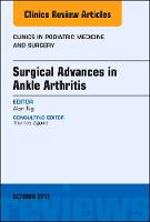 Surgical Advances in Ankle Arthritis,...