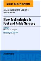 New Technologies in Foot and Ankle...