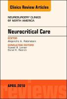 Neurocritical Care, An Issue of...