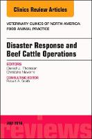 Disaster Response and Beef Cattle...