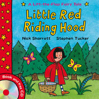 Lift-the-flap Fairy Tales: Little Red...