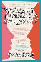 Sexually, I'm More of a Switzerland:...