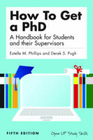 How to Get a PhD: A Handbook for...