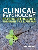 Clinical Psychology: Psychopathology...