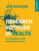 Research Methods in Health:...