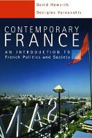 Contemporary France: An introduction...