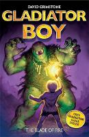 Gladiator Boy: The Blade of Fire: Book 6