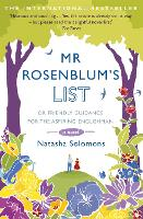 Mr. Rosenblum's List: Or Friendly...