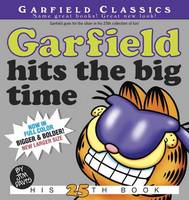 Garfield Hits the Big Time: His 25th...