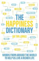 The Happiness Dictionary: Words from...