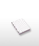 Twister Mirror Notebook Small