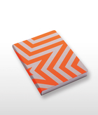 Super Star Orange Notebook Large
