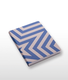Super Star Blue Notebook Large