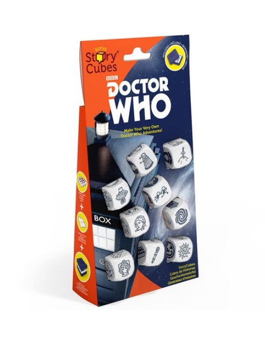 Story Cubes - Dr Who