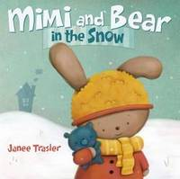 Mimi and Bear in the Snow
