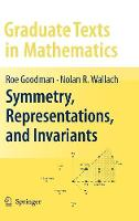 Symmetry, Representations, and...