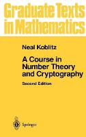 A Course in Number Theory and...